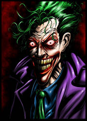joker colors by ashasylum