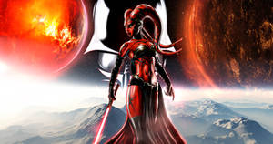 darth talon by ashasylum