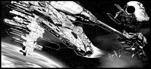 Battle of Endor-Star Wars