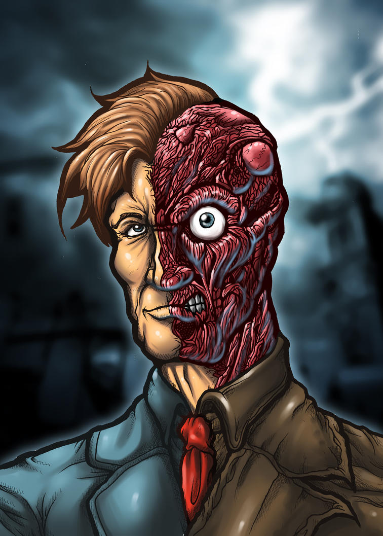 two face by ashasylum