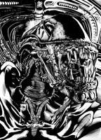 alien -- by ashasylum