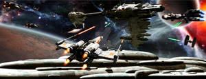 star wars battle