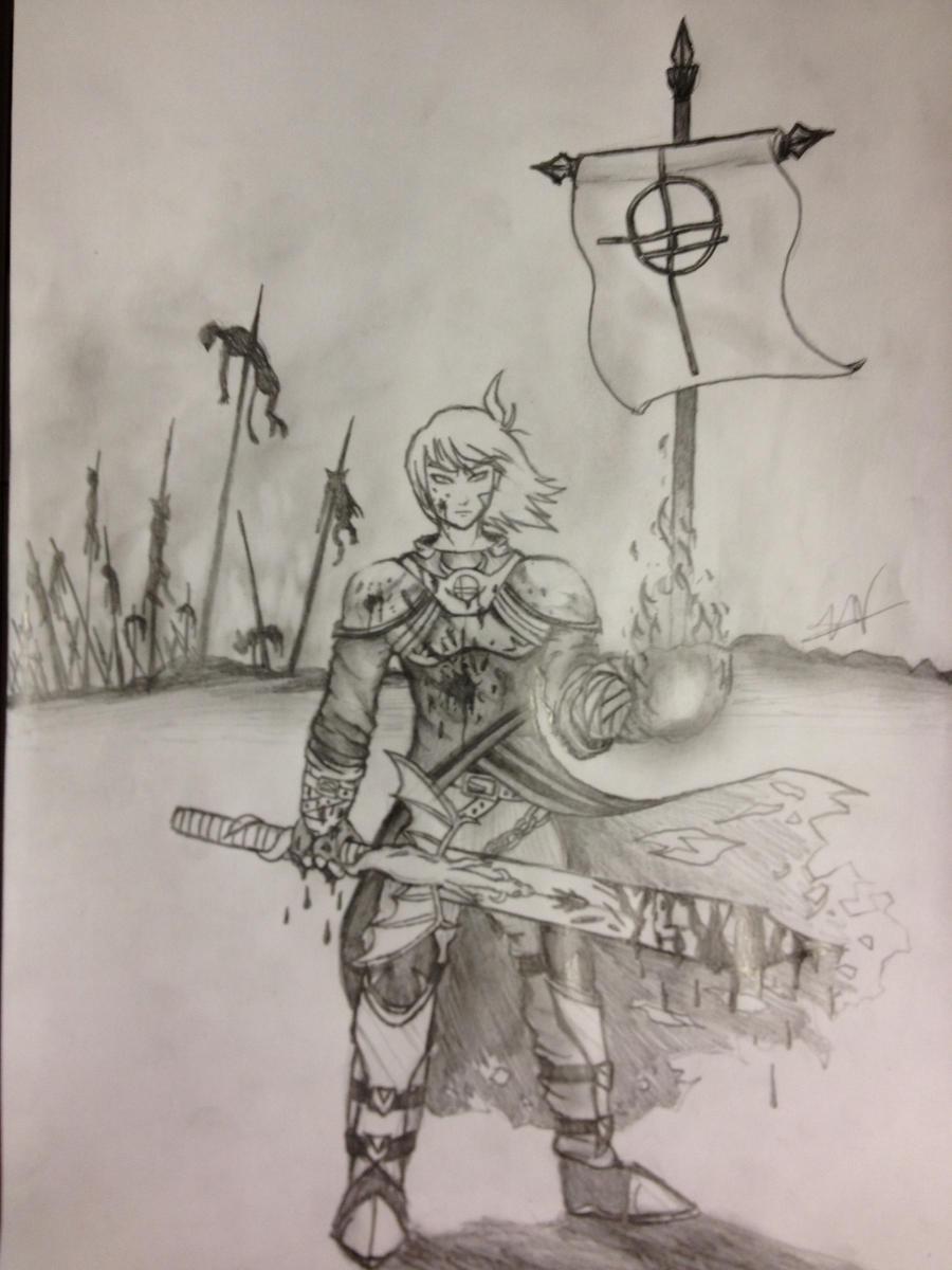 The Grand Templar: Trace Legacy