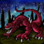 Dragon/Alien/uhmm...monster