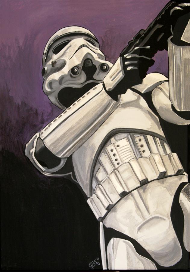 Stormtrooper by Elezar81 on deviantART
