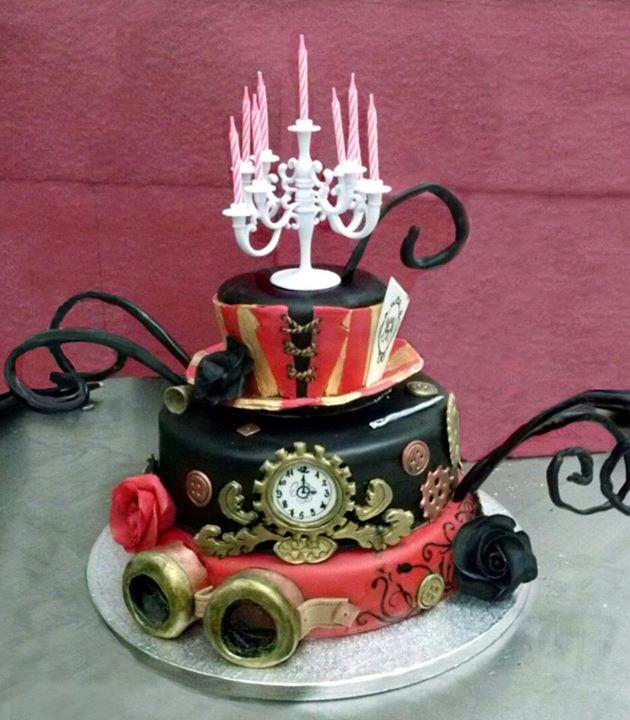 Torta Micol by Elezar81