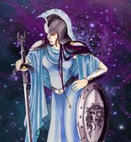 Athena by Elezar81