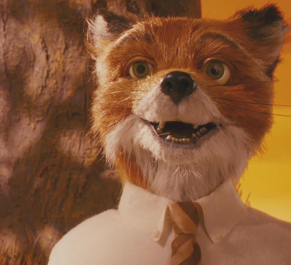 The Fantastic Mr. Fox by atgal