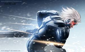 Raiden Metal Gear Rising : Revengeance 02