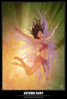Autumn Fairy by ChekydotStudio
