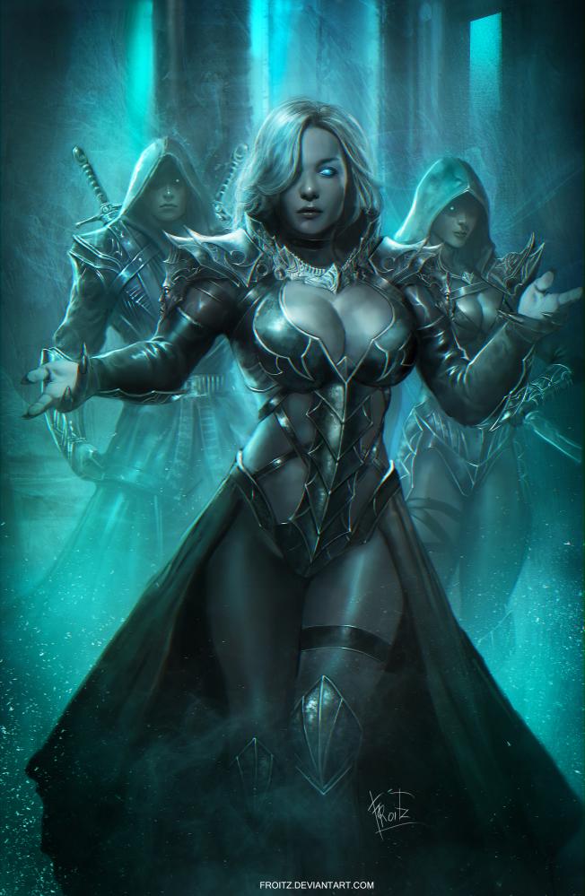 Enchantress (5e Class) - D&D Wiki