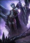 Dark Elf (Color Version)