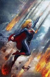 Girl Of Steel