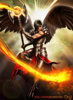 Firestorm Archangel