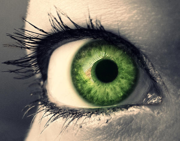 green by phantasydreamer