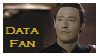 Data Fan Stamp by Oobiedoobs