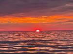Sunset in Costa da Vela