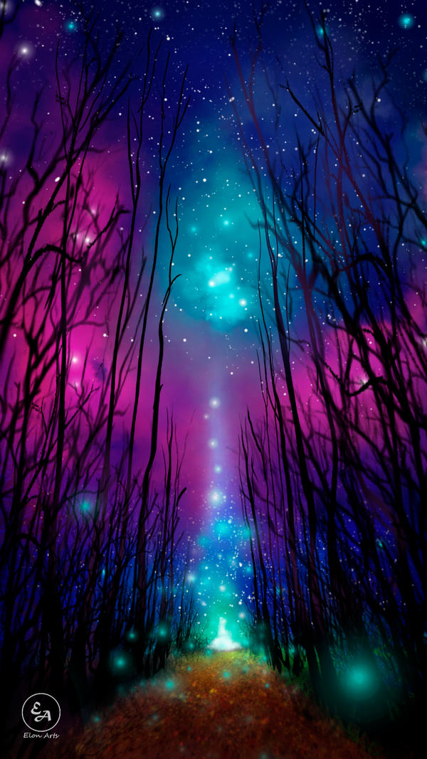 wallpaper hd celular star florest by elon13 on deviantart
