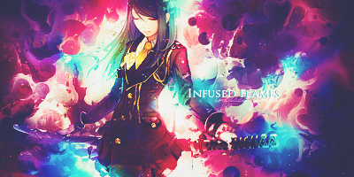 Infused Flames by Incondited