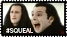 Aro Squeal Stamp by Iszy-chan