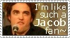 I'm Like Such A Jacob Fan Stamp by Iszy-chan