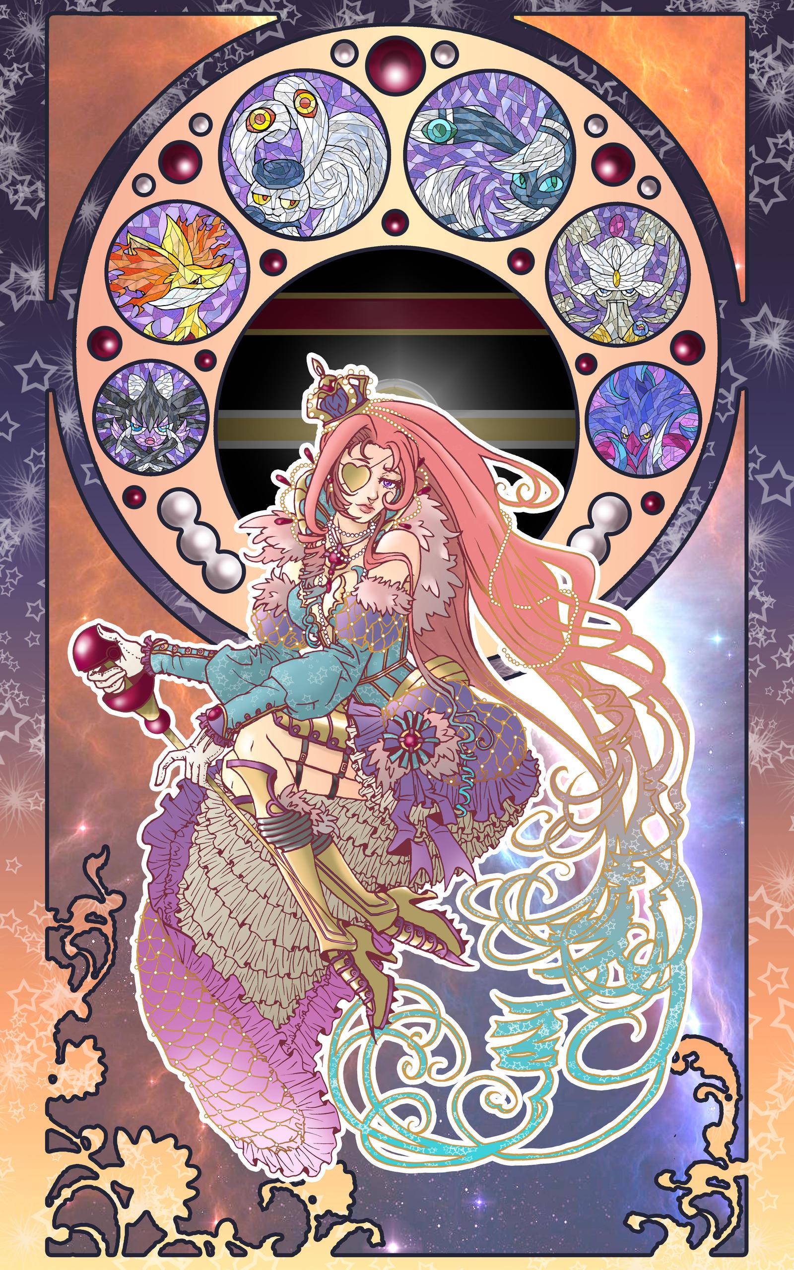 Fortuna d'Aethir by mangaka-serena