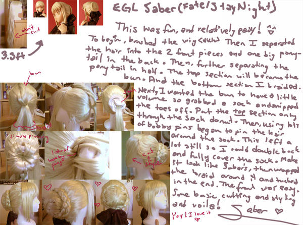 Saber Wig Project