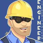 Engineer is Credit to Team