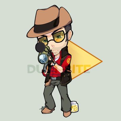 Mini Project: Sniper by dust-bite
