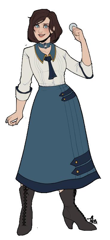 Elizabeth by dust-bite