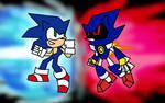 super sonic warrior
