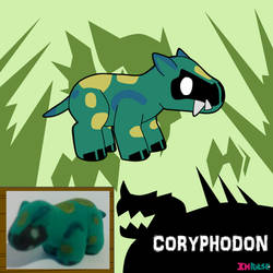 Coryphodon by turb0s0ic333