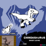 Chindesaurus by turb0s0ic333