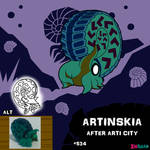 Artinskia by turb0s0ic333