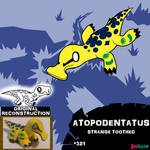 Atopodentatus by turb0s0ic333