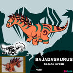 Bajadasaurus by turb0s0ic333