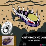 Orthrozanclus