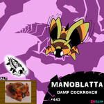 Manoblatta