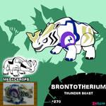 Brontotherium