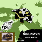 Ninjemys