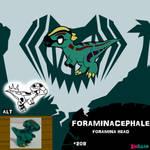 Foraminacephale by IMPULSEimpact