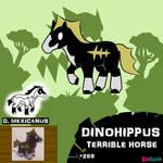 Dinohippus by IMPULSEimpact