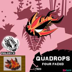 Quadrops