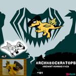 Archaeoceratops by IMPULSEimpact