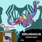 Diplodocus by IMPULSEimpact
