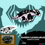 Gargoyleosaurus by IMPULSEimpact