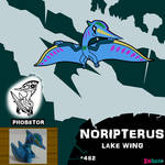 Noripterus by IMPULSEimpact