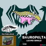 Sauropelta by IMPULSEimpact