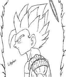 Gogeta - Super Saiyan God