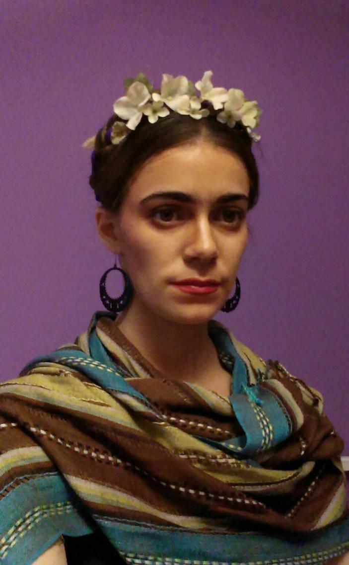 Frida Kahlo Makeup by KSJenk ...